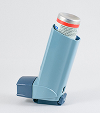 Asthma Inhalator